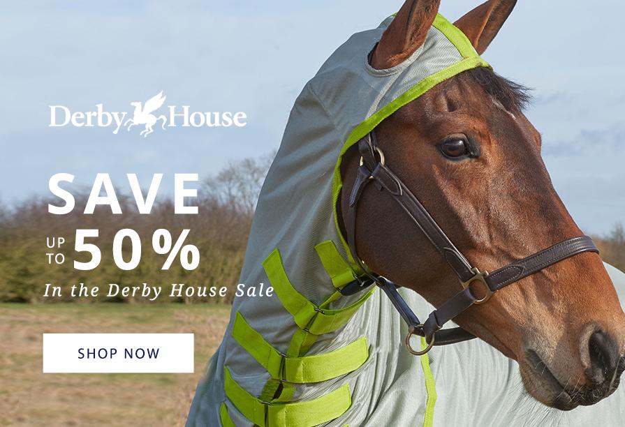 Derby House 50% Sale